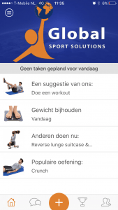 Online coachin app